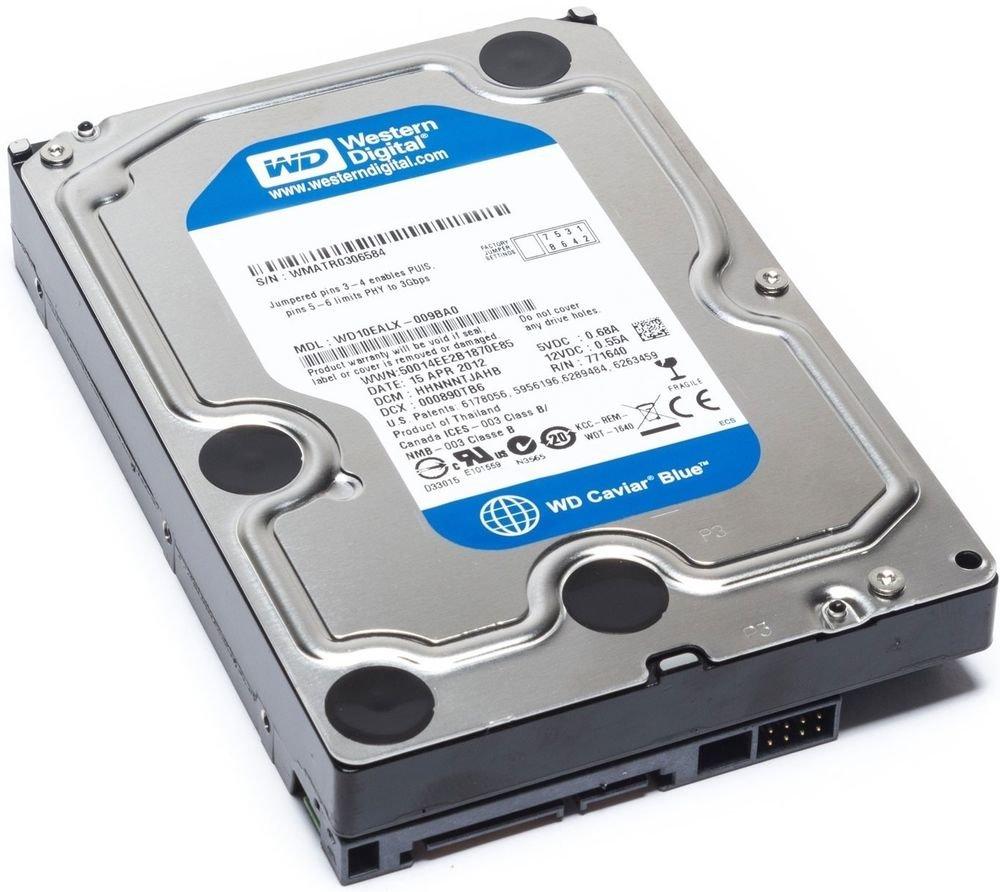 DISCO DURO 1TB SATA3 III 6GB/S 7200RPM MARCA SEAGATE O WESTERN DIGITAL