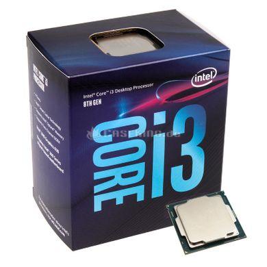 CPU INTEL CORE i3 9100F 4NUCLEOS 3.6GHz(TURBO 4.20GHz)6MB 65W SOC1151 9THGEN