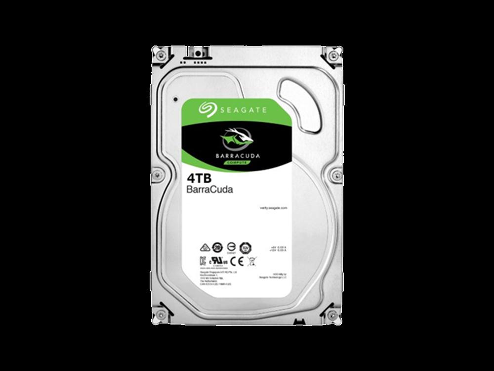 DISCO DURO 4TB SATA 6GB/S 7200RPM MARCA SEAGATE O WESTERN DIGITAL