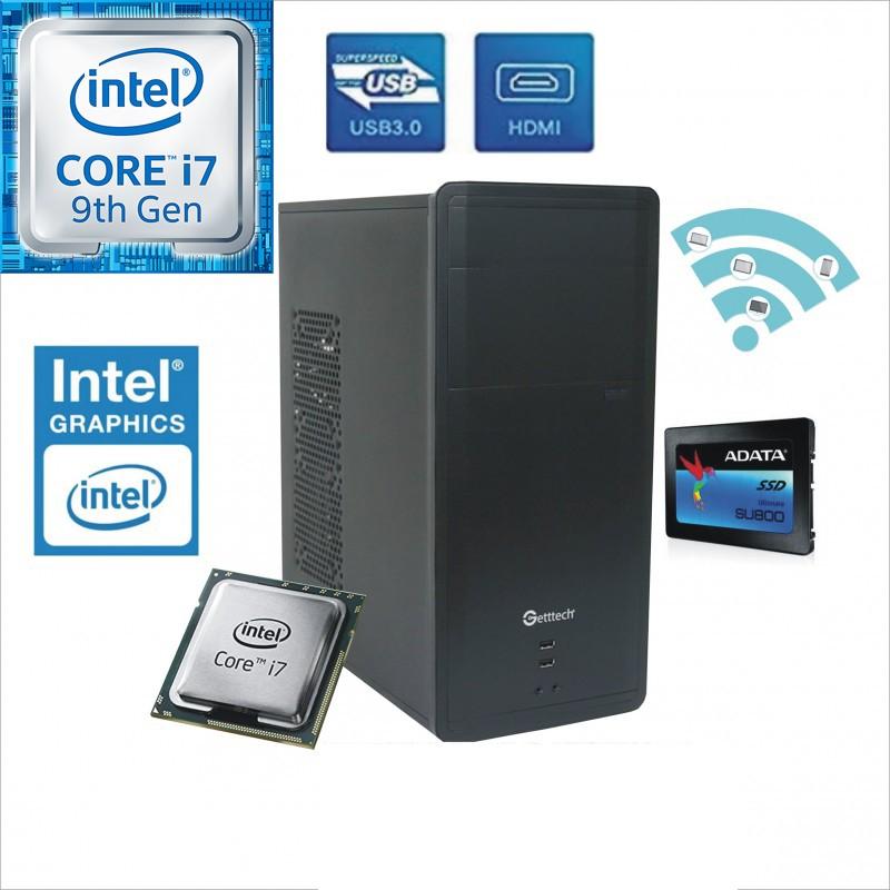 CPU INTEL CORE I7-9700F TURBO 4.2GHZ
