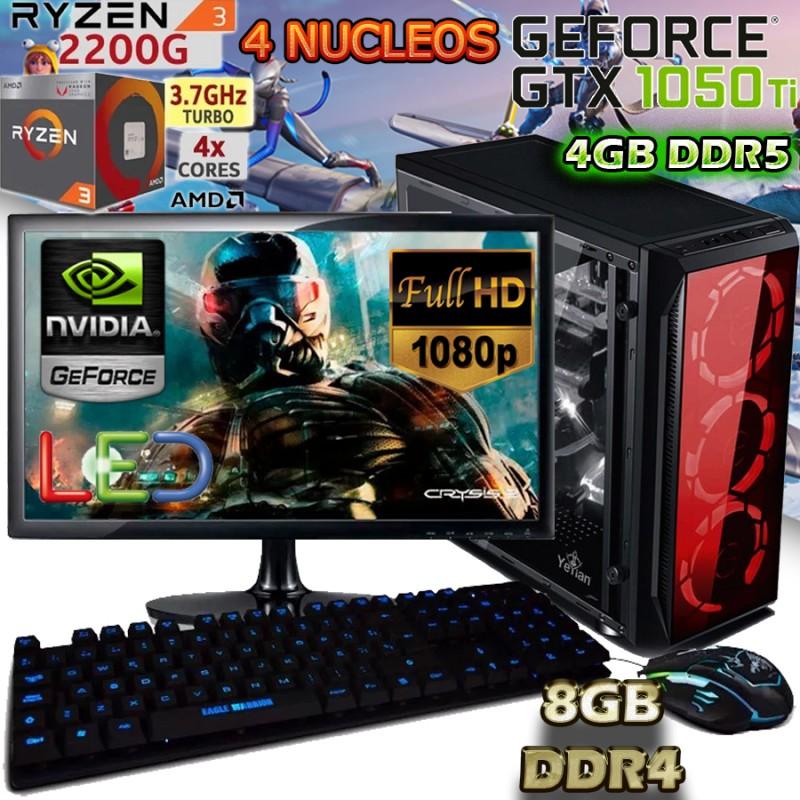 ryzen-3-2200g-nvidia-gtx-1050ti-4gb-pantalla-full-hd